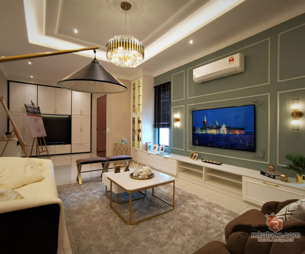 kbinet-classic-modern-malaysia-selangor-living-room-interior-design