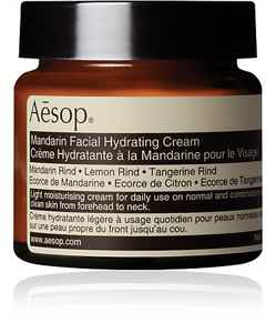 Aesop mandarine facial cream