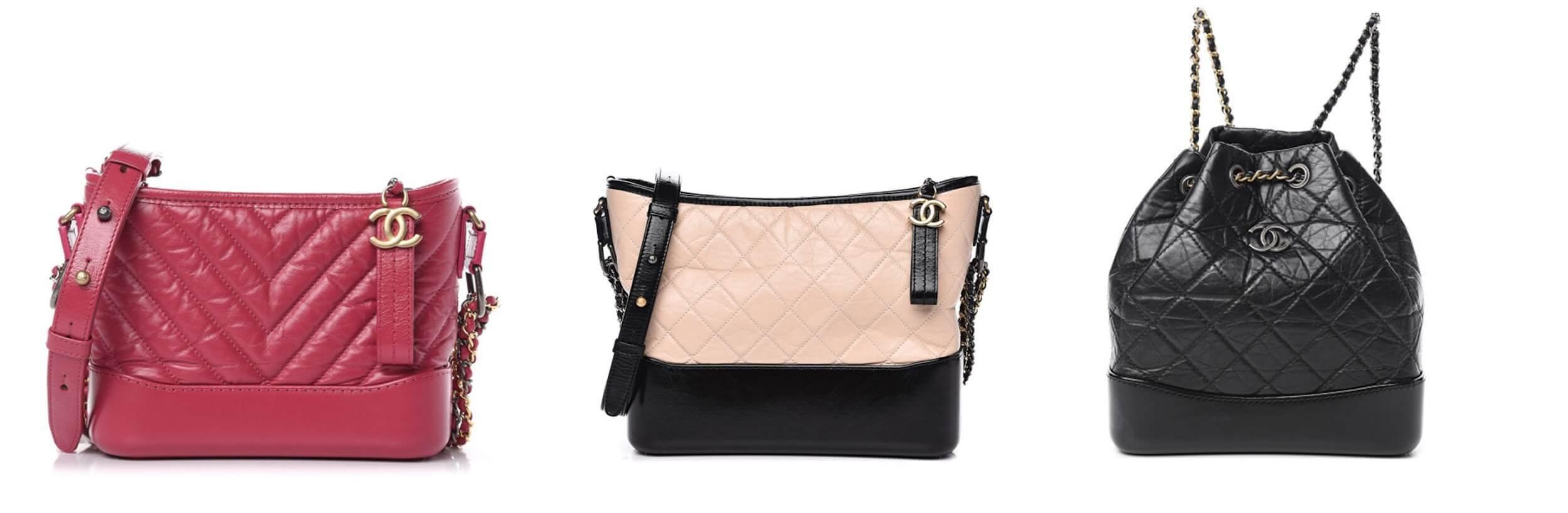 3 Chanel Hobo Bags