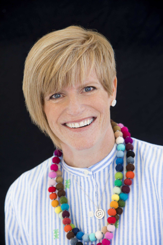 Susan Carlson crochet pattern designer behind Felted Button