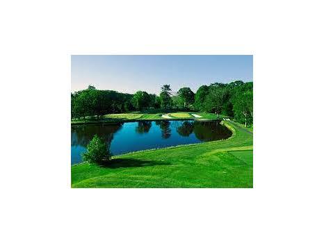 Foursome at Quaker Ridge Golf Club