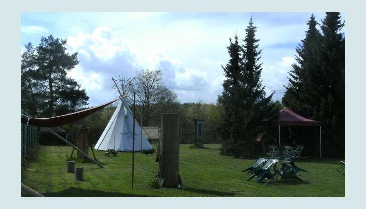 bester geburtstagde erlebnisräume campingplatz tipi