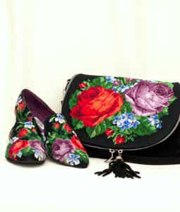 Anna Marchuk - handmade designer shoes and handbag
