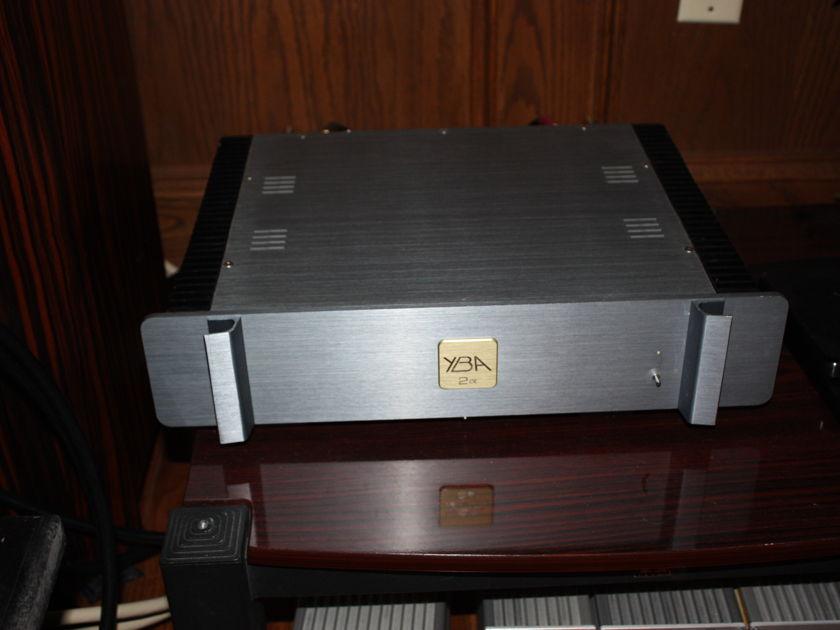 YBA 2HC amplifier