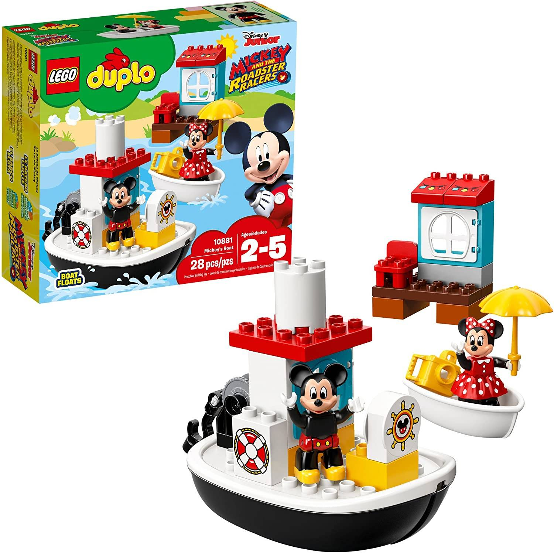 LEGO DUPLO Disney Mickey's boat