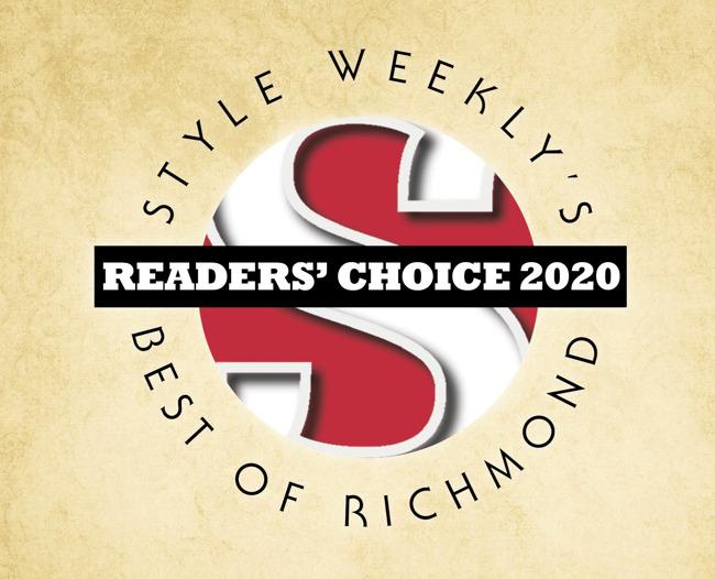 Best of Richmond 2020 logo