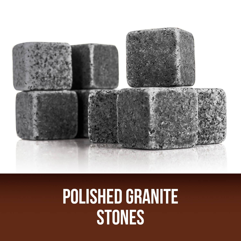 Polished Granite Stones