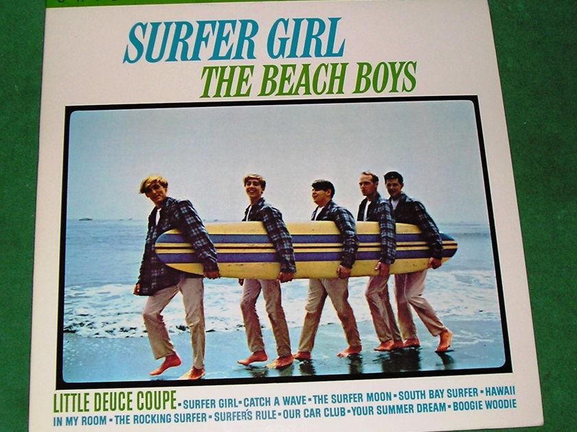 BEACH BOYS *SURFER GIRL* - MOBILE FIDELITY (MFSL) 1/2 SPEED * NM 9/10 *