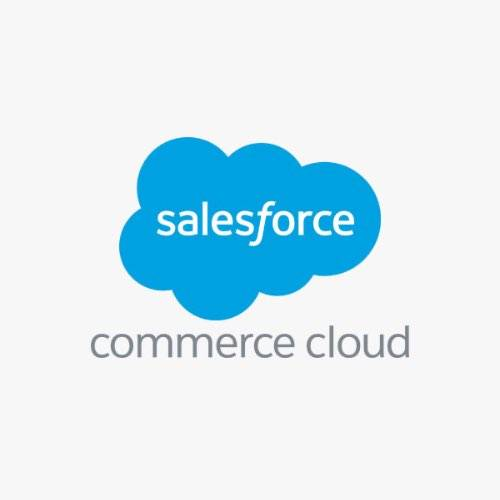 Salesforce Commerce Cloud Logo