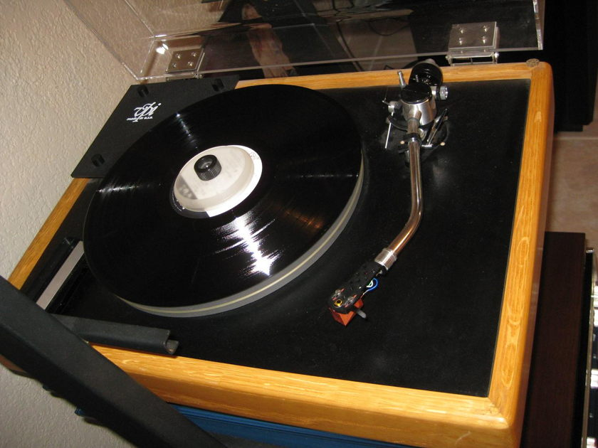 VPI HW 19 Junior Perfectly Functional Turntable