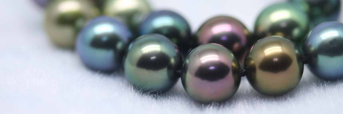 Rare color Tahitian Pearls