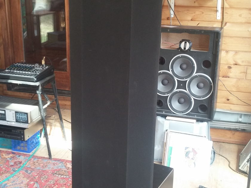 Sound Lab Dynastat Electrostatic Speakers