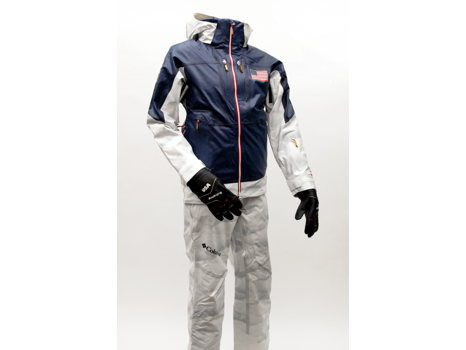 Official 2018 Olympic Moguls' Team Uniform by Columbia, unisex XS