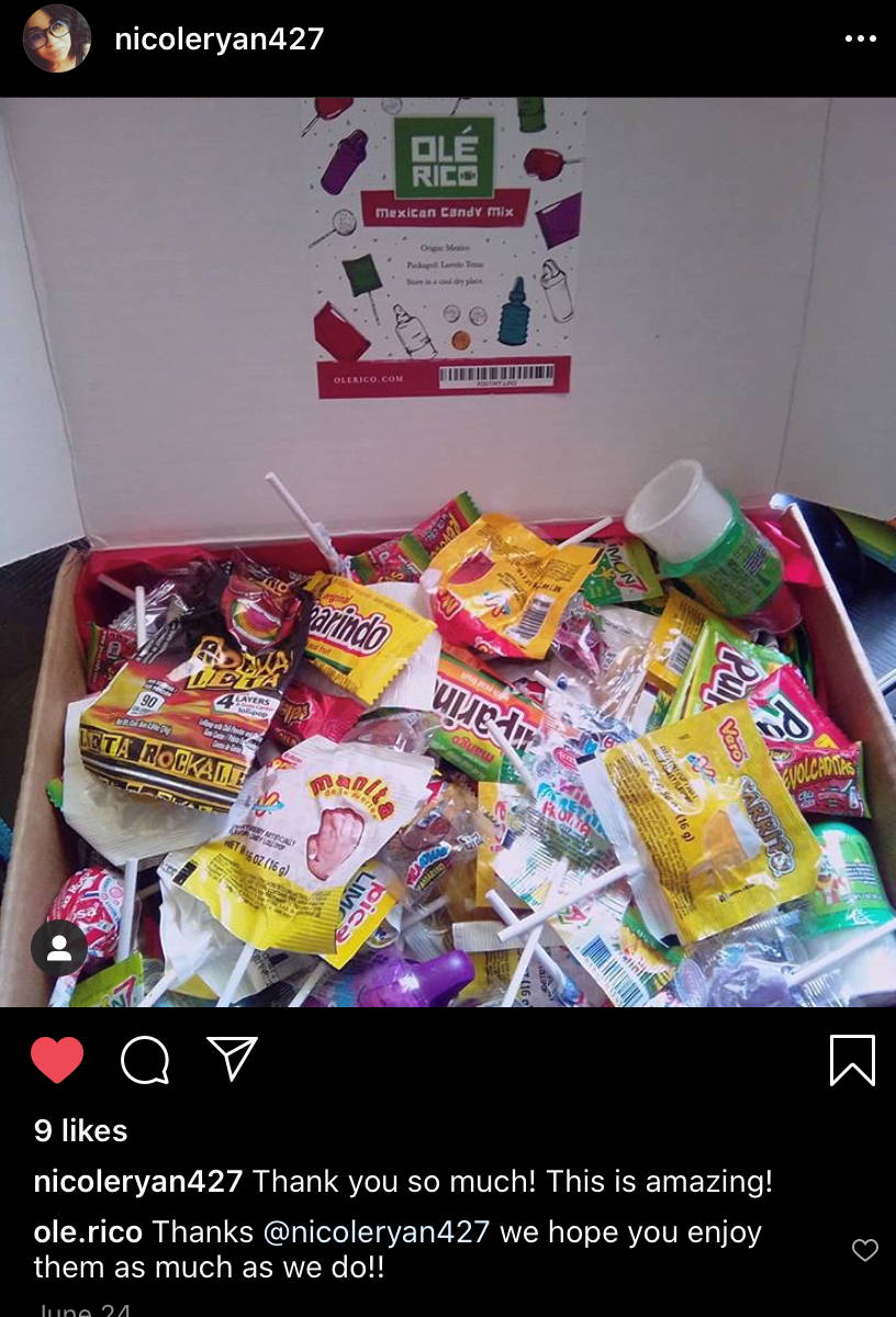 Variety Candy Mixed Box