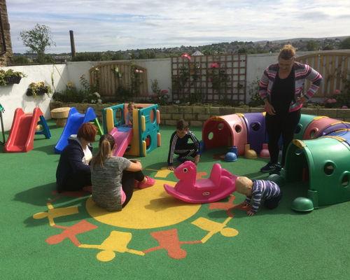 Play Activity Garden