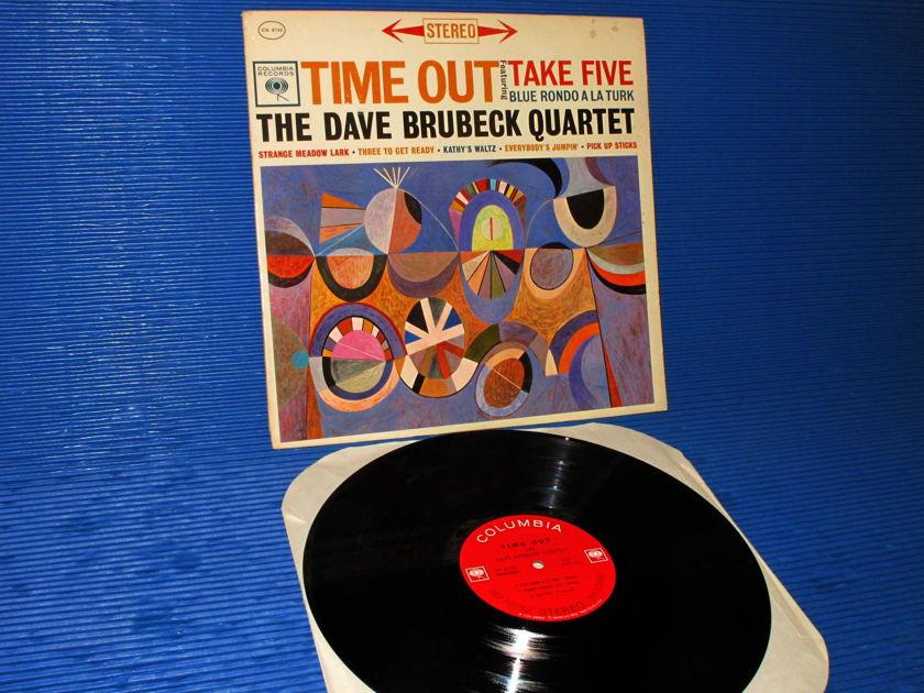 """DAVE BRUBECK QUARTET -  - """"Time Out"""" -  CBS 1970"""