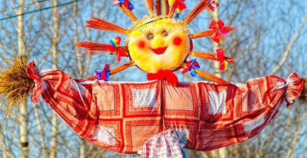 Авторадио приглашает жителей и гостей города Саратова на проводы зимы - Новости радио OnAir.ru
