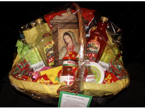 Mex-garita Party Basket