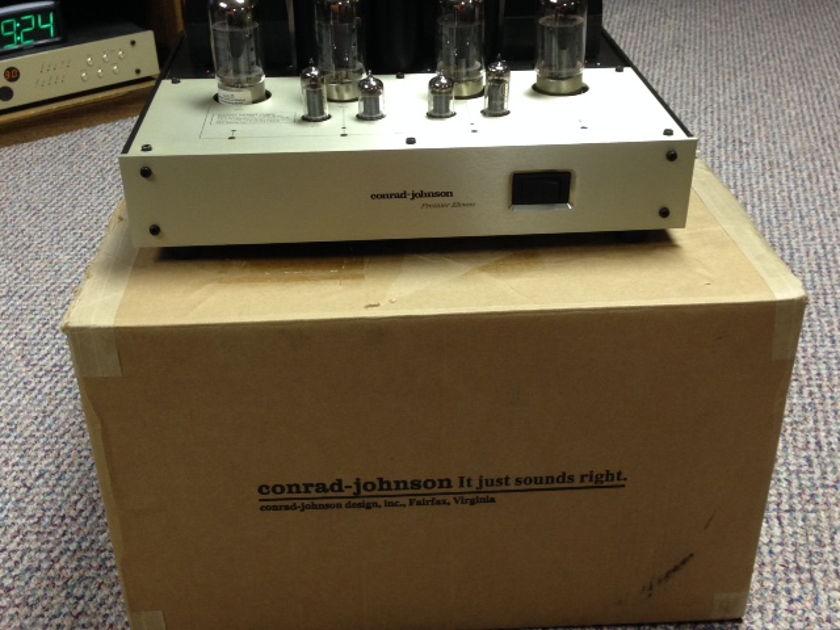 Conrad Johnson Premier 11A Amp w/ C1 Teflon Cap Upgrade