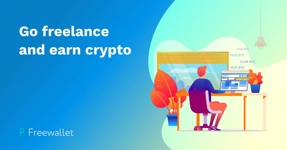 The best freelance websites to work for cryptocurrency
