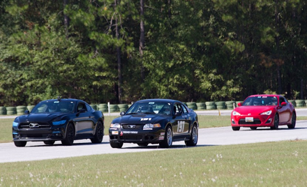 CRMC 18th Annual Performance Driving School