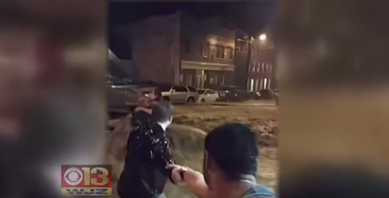 CBS Baltimore News Report Ellicott City Flood Anniversary