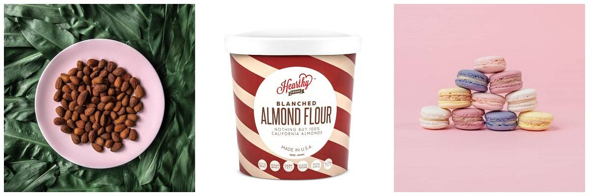 keto friendly Almond Flour