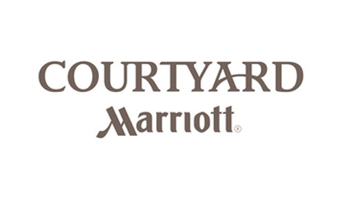 Logo for Courtyard Marriott
