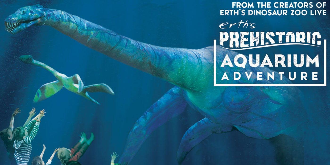 Erth's Prehistoric Aquarium Adventure at the Shubert Theatre