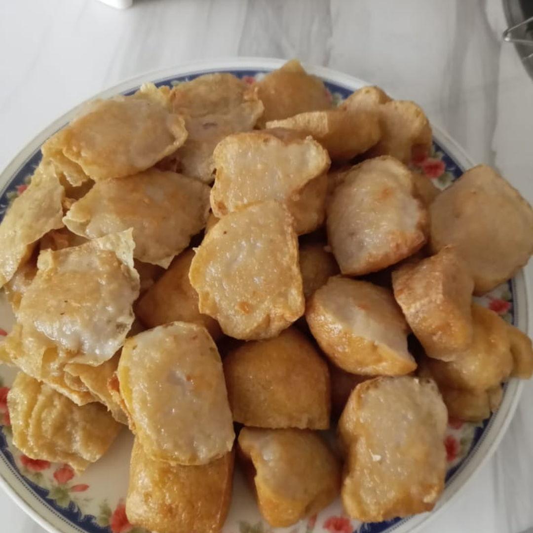 Homemade yong tau foo! Simply delicious 🤤 👍🏻