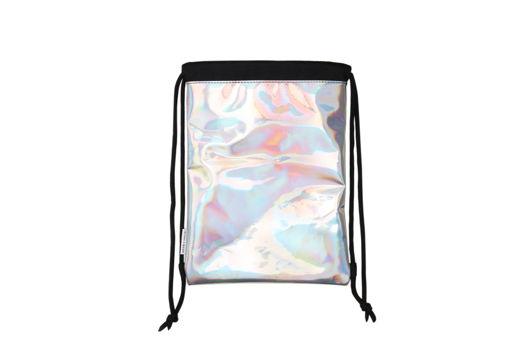 Рюкзак-мешок голографический удобный