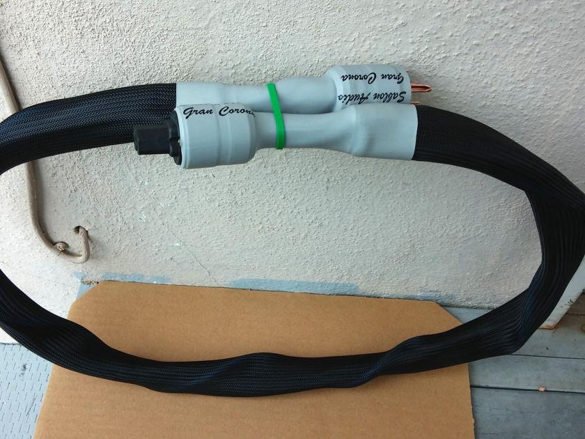 Sablon Audio Gran Corona 5 Foot Power cord