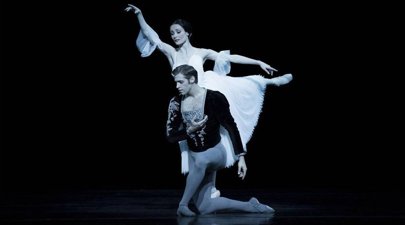 ty king wall, australian principal ballet dancer