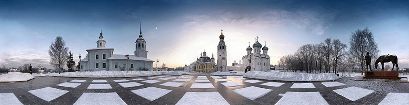 Здесь русский дух в веках произошёл