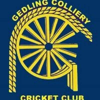 Gedling Colliery Cricket Club Logo