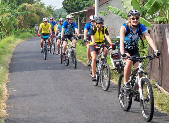 Bike Tour through the Balinese Countryside
