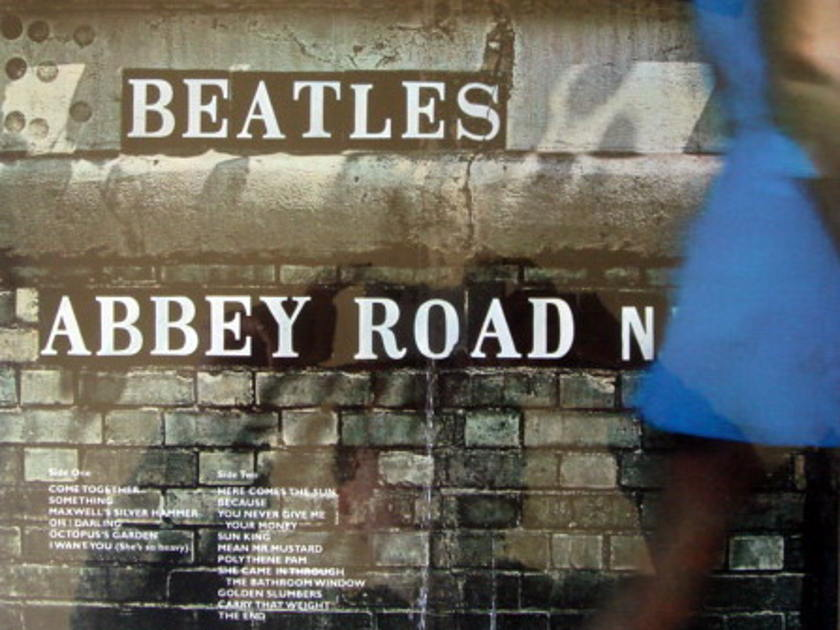 ★Sealed★ EMI Capital / - BEATLES, Abbey Road!