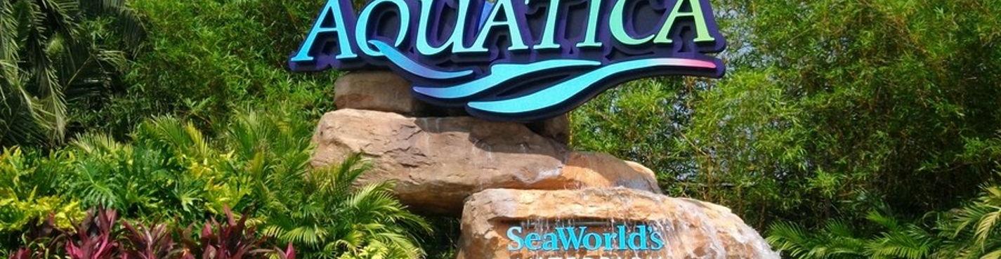Экскурсии в Орландо. Аквапарк Aquatica (Акватика)