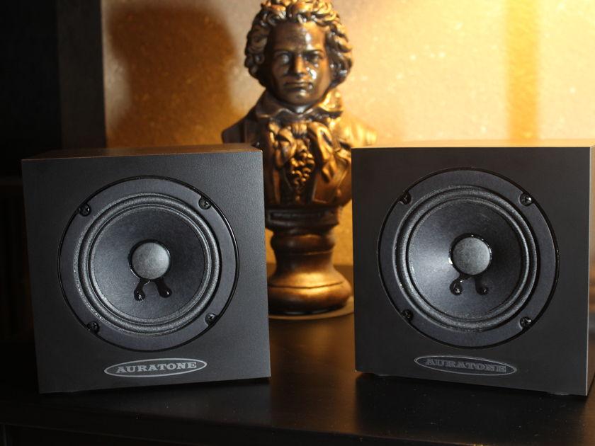 Auratone 5C, super soundcube pair