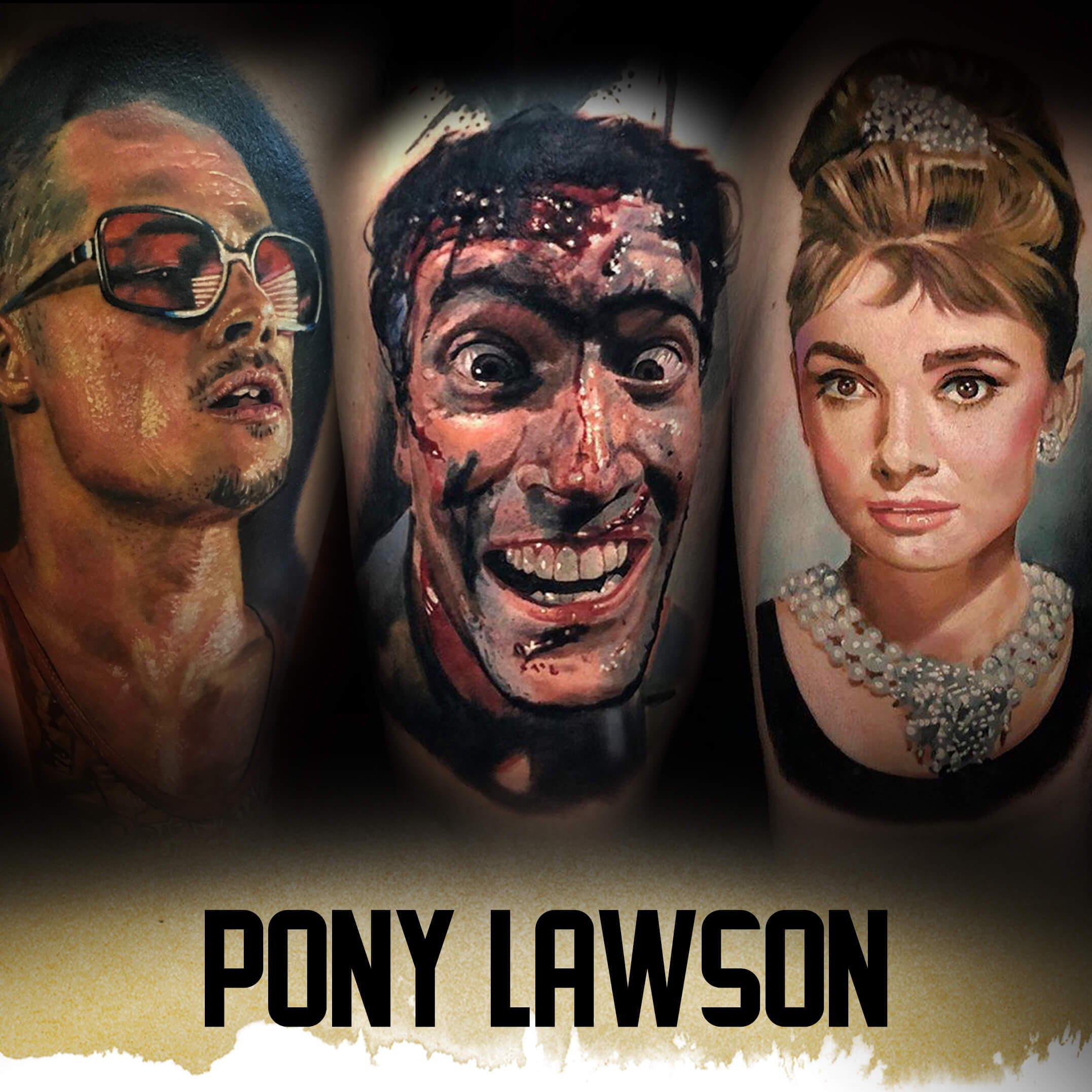 Pony Lawson Pro Series Set