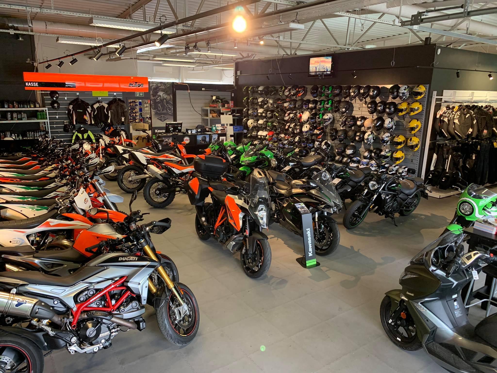 husqvarna motorsykkel stavanger