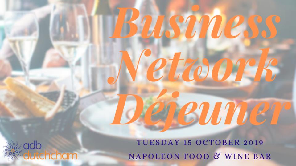 Business Network Déjeuner