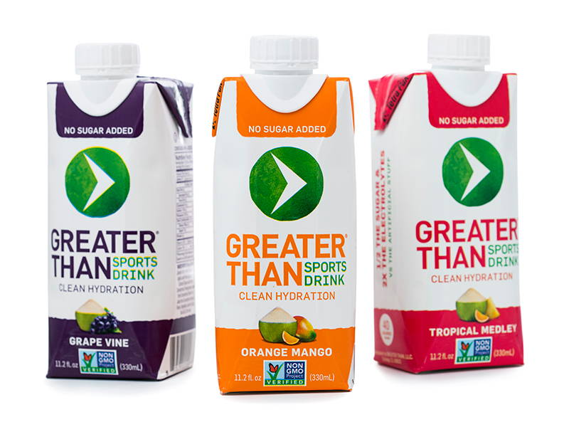 Electrolyte Replenishment for Golfers | Greater Than