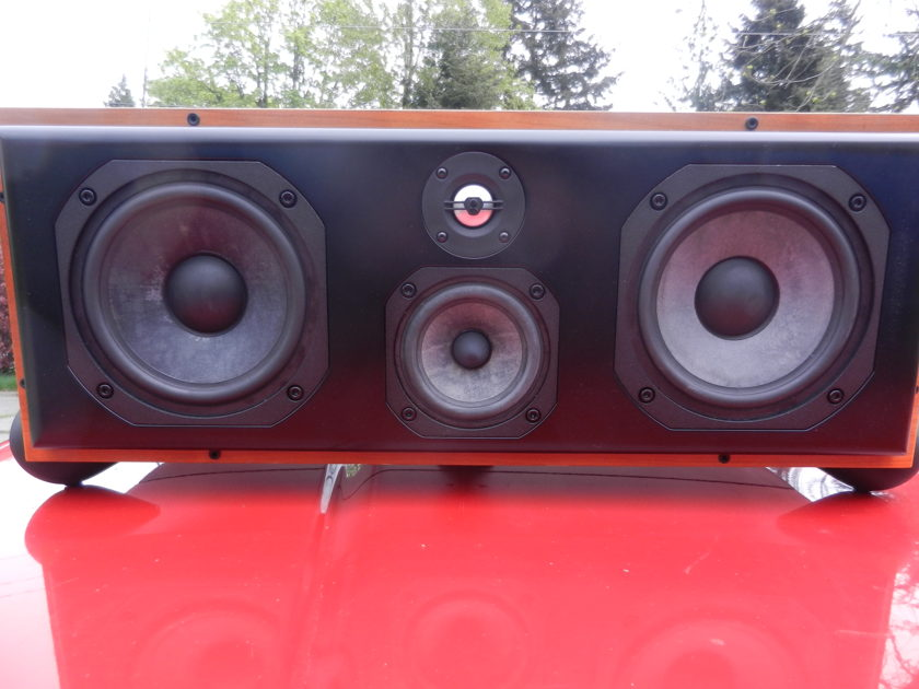 Revel C-50 Center Channel Cherry finish