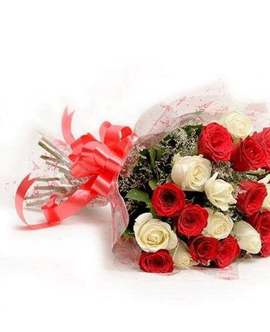 hf Hug Bouquet