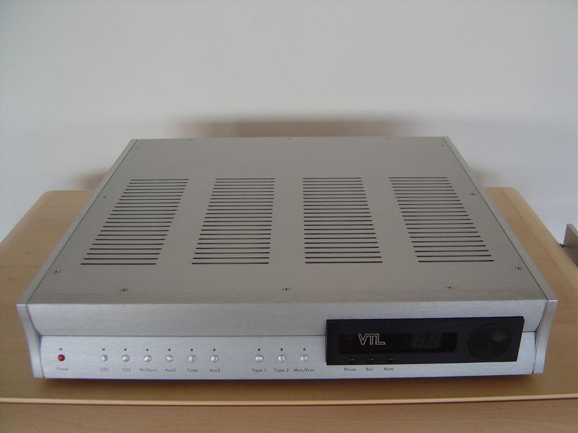 VTL 7.5 Series 1, Silver 230 V Europe
