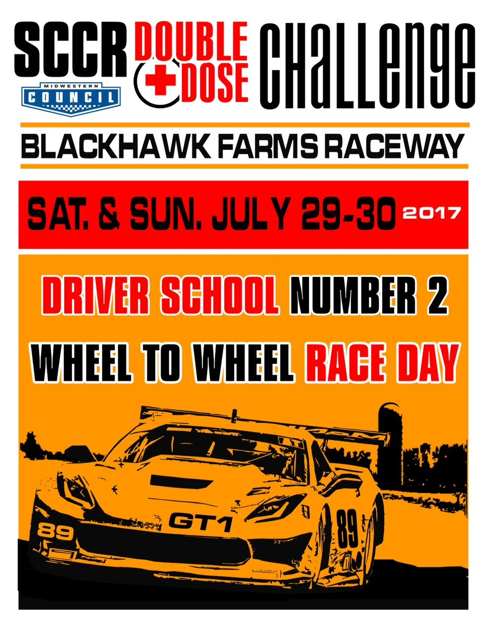 double dose challenge midwestern council race 4 info on jul 30