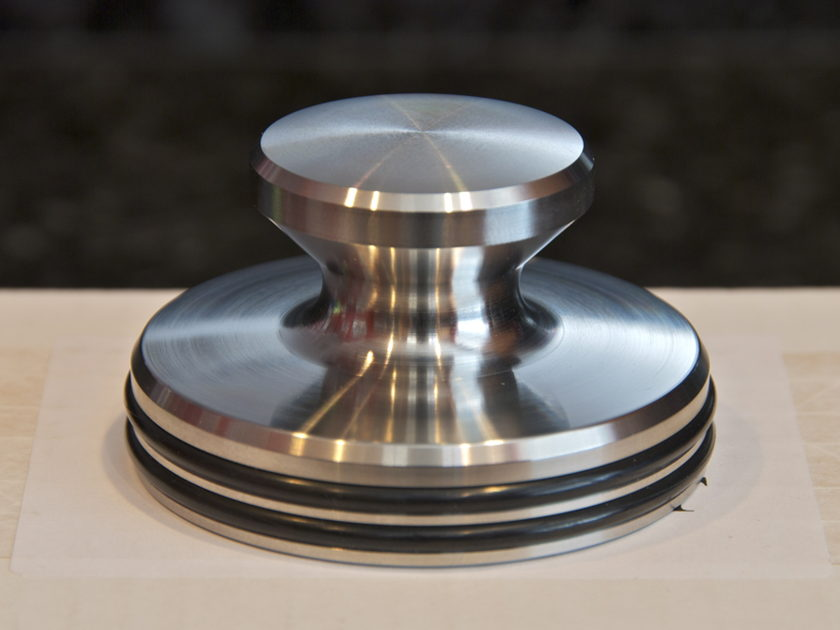 VPI Ring Clamp and HR-X Weight
