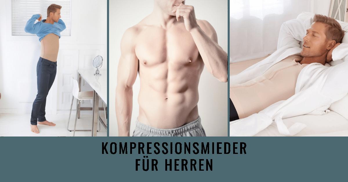 Marena Recovery Kompressionsmieder für Herren