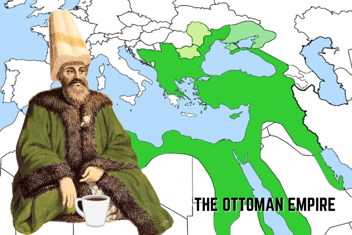 Ottoman Empire Graphic